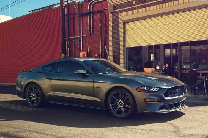 ford mustang gt 2018 chiec ford mustang gt nhanh nhat