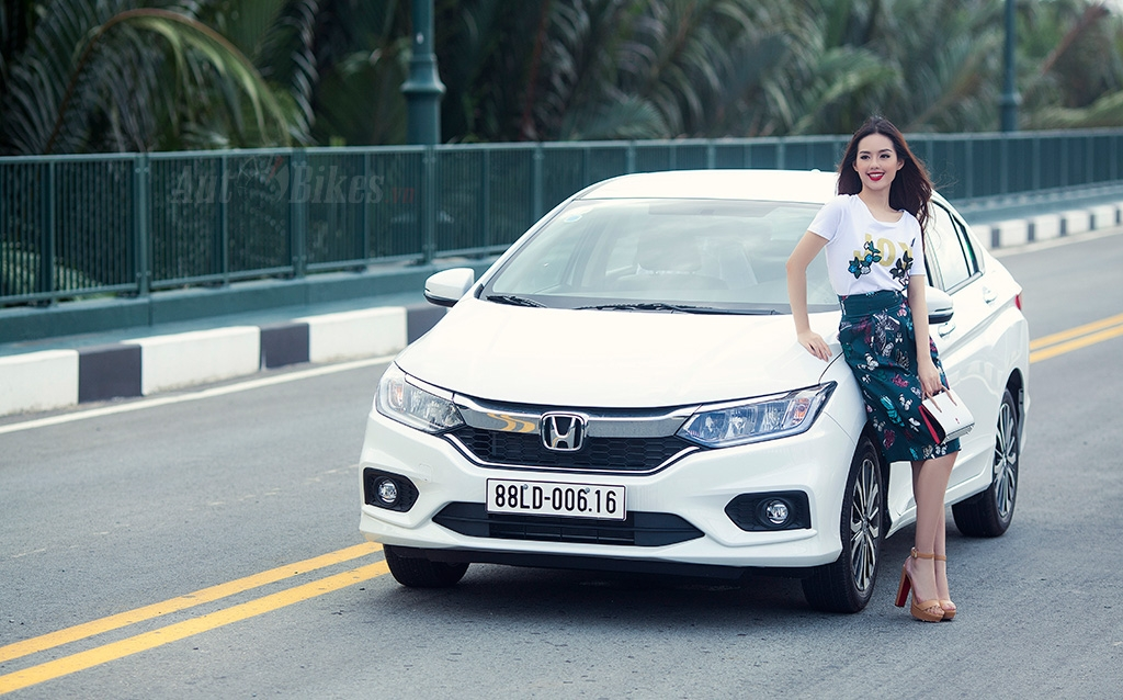 Honda City 1.5 Top Bien Hoa