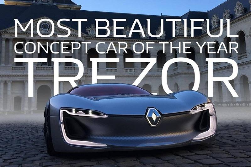 renault trezor nhan giai xe concept dep nhat 2016