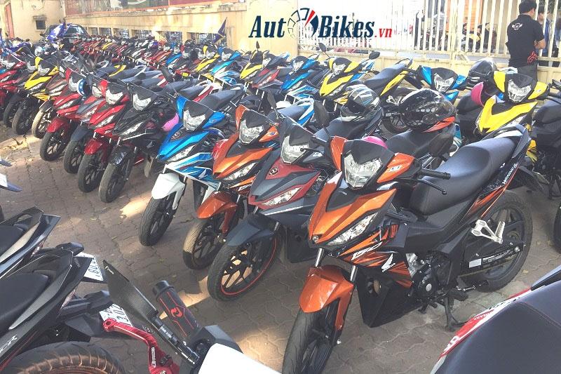 gia honda winner 150 bat ngo tang manh