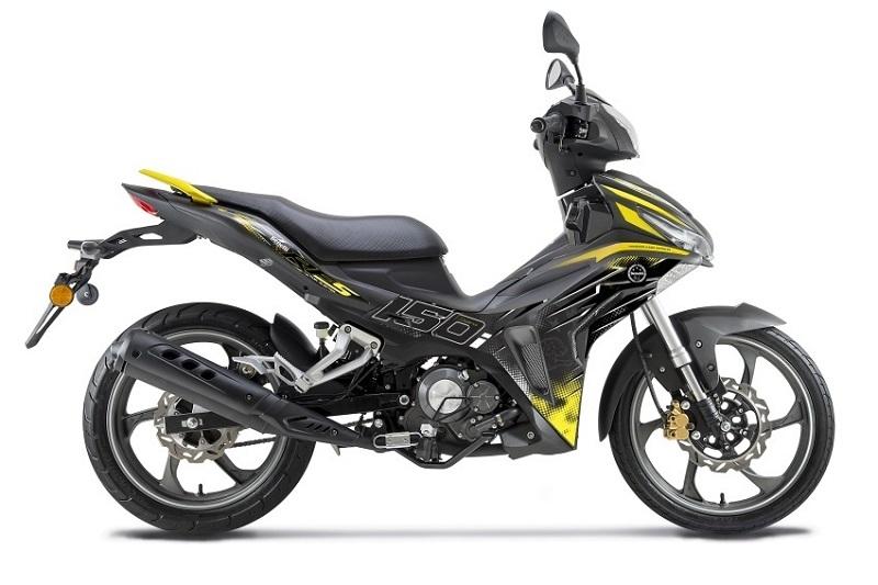 benelli ra xe con tay 150 cc gia 38 trieu tai malaysia