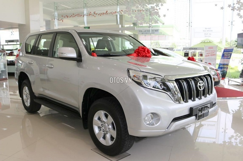 toyota prado that the truoc ford explorer