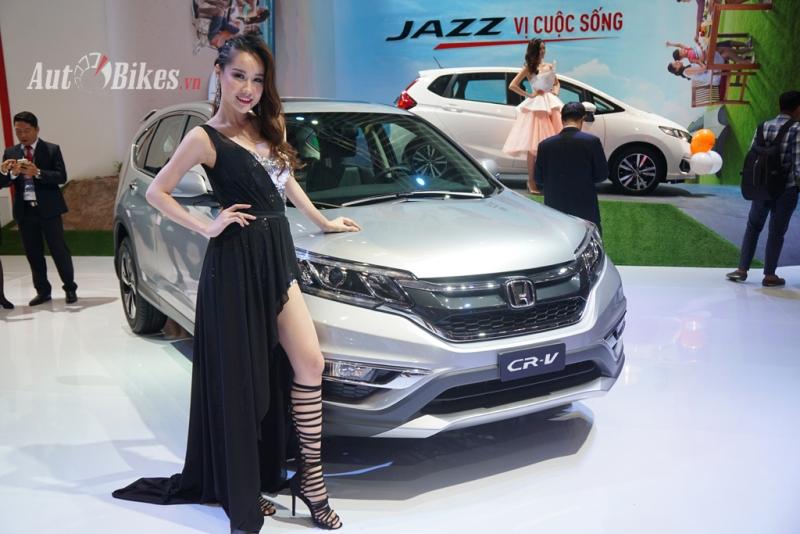 kham pha dan xe honda tai trien lam o to vms 2017