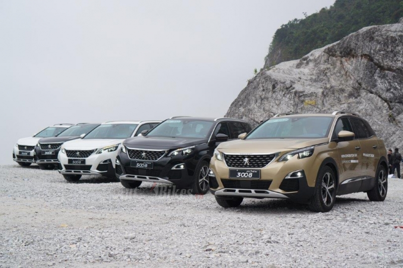 peugeot 5008 va 3008 gay sot voi 500 don hang sau 2 tuan