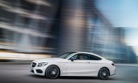 mercedes c43 amg coupe gia nhap gia dinh c class