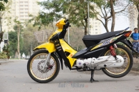 honda wave s 100 tro lai voi ban do cuc chat