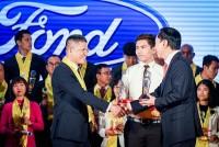 ford viet nam nhan giai thuong rong vang 2017
