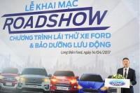 ford khoi dong chuong trinh ford roadshow 2017
