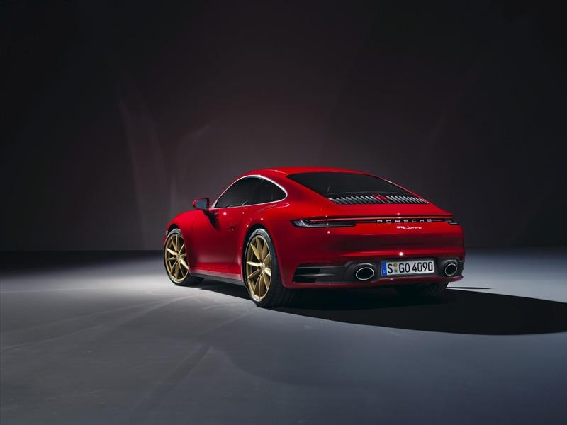 bo doi porsche 911 carrera coupe cabriolet ra mat gia tu 673 ty