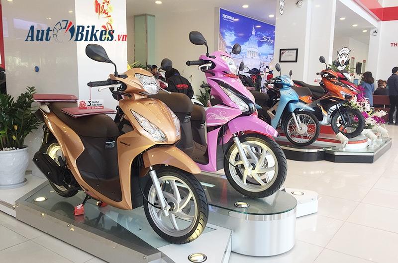 honda vision ban chay doanh so xe may honda thang 11 khoi sac