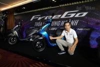 video yamaha freego co abs gia tu 33 trieu dong