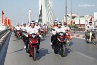 honda winner 150 ram ro xuong pho