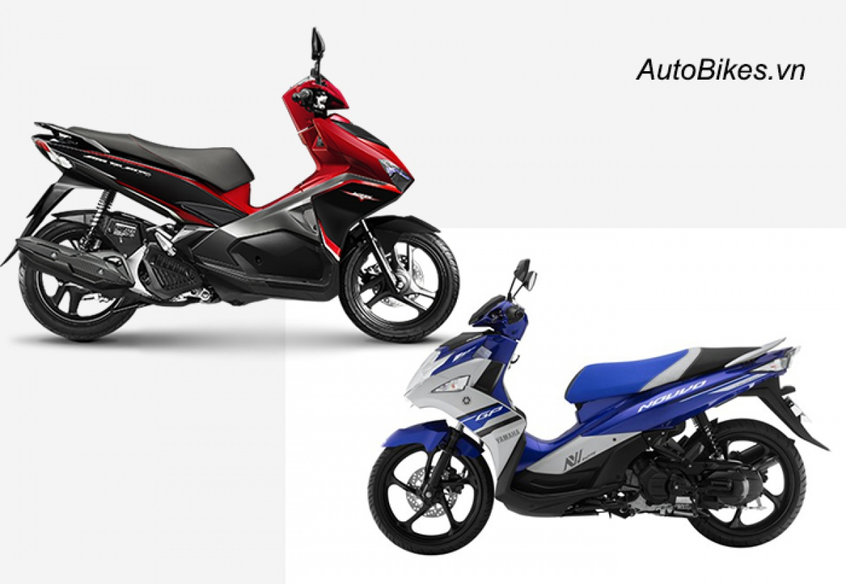 2015 Honda Air Blade Bn Chy Gp 7 Ln Yamaha Nouvo Nuvo Ban Chay Gap Lan