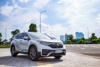 Honda CR-V 2021 bất ngờ miễn phí trước bạ, giá giảm gần 160 triệu đồng