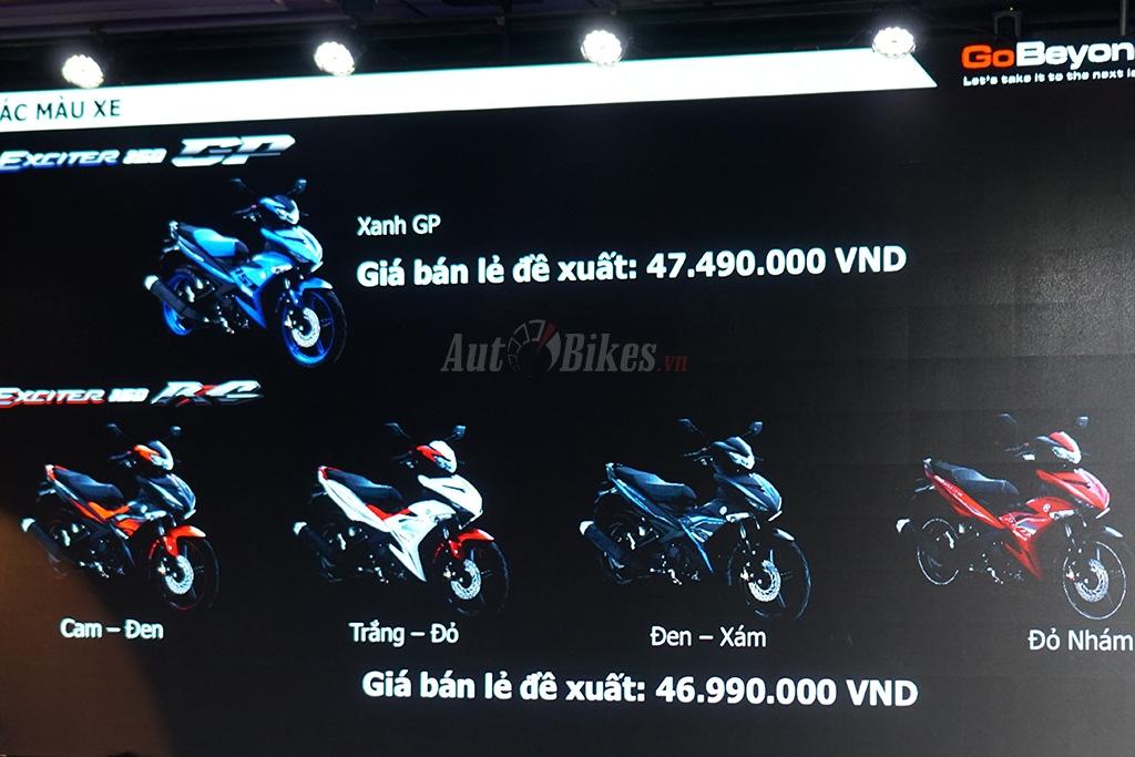 Yamaha Exciter 2019 giá 47 triệu đồng - Hình 2