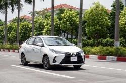Toyota Vios đại hạ giá hơn 70 triệu đồng