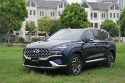 Đánh giá xe Hyundai Santa Fe 2021: Đột phá về trang bị mới (P1)