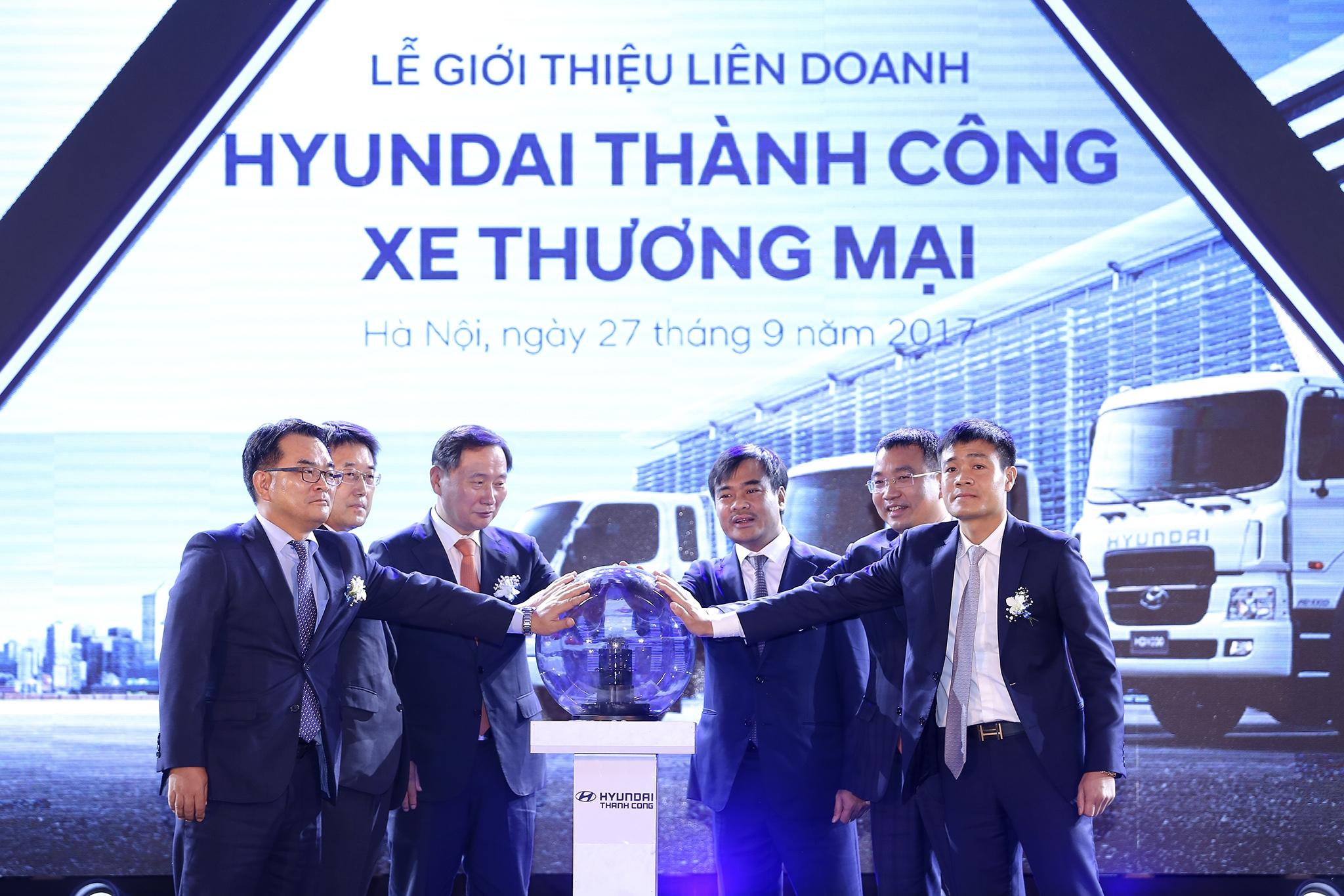 hyundai thanh cong thau tom not xe thuong mai tai viet nam