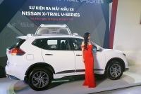 Nissan X-Trail V-series giá từ 976 triệu đồng