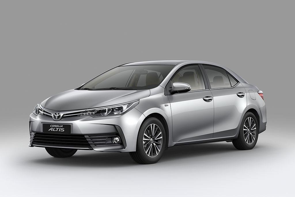 Toyota Corolla Altis 2019 giá từ 697 triệu đồng tại Việt Nam