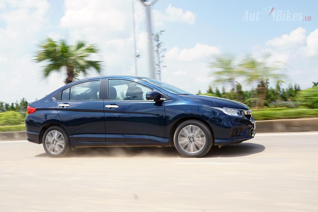 Honda City 2017: Lái hay, trang bị tốt đã đủ?
