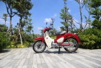 video honda super cub c125 gay soc voi gia 85 trieu dong dat hon sh150