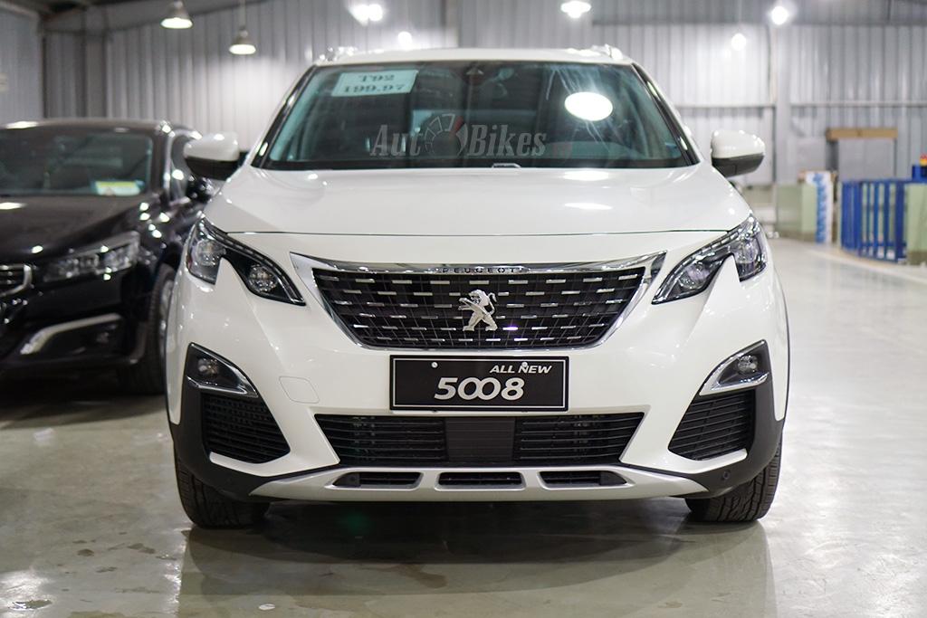 Chi tiết Peugeot 5008 sắp ra mắt tại Việt Nam