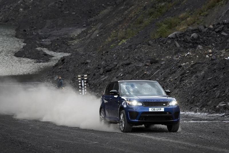 4 bai thu nghiem toc do cua range rover sport svr