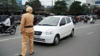 10 lỗi vi phạm của ô tô được nộp phạt trực tiếp