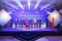 hyundai thanh cong vinh danh 8 dai ly tieu bieu nam 2016