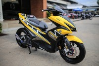 yamaha nvx do the thao cua dan choi thai lan