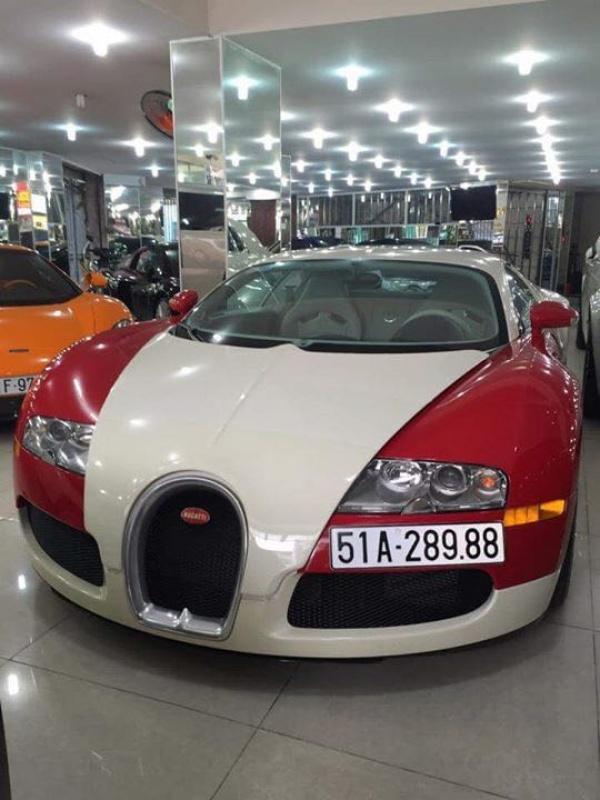 minh nhua rao ban bugatti veyron