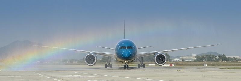 vietnam airlines don hanh khach thu 20 trieu