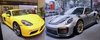 bo doi 718 cayman va 911 gt2 rs noi bat trong porsche media night 2019 tai ha noi