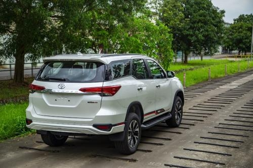 toyota fortuner 2019 co phien ban the thao gia 12 ty