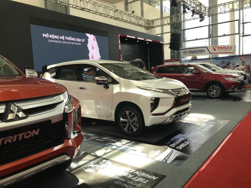 nhung diem sang tai vietnam autoexpo 2019