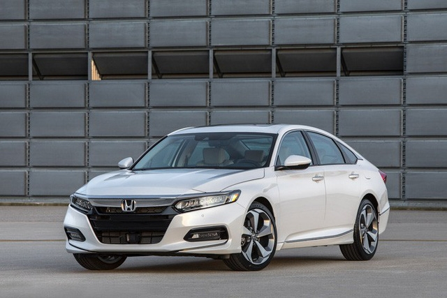 honda accord 2019 sap ve viet nam co gi moi