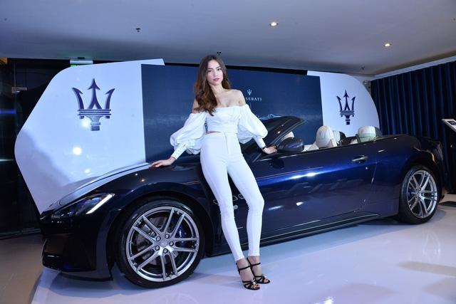 cho xe vietnam motor show 2018 co gi