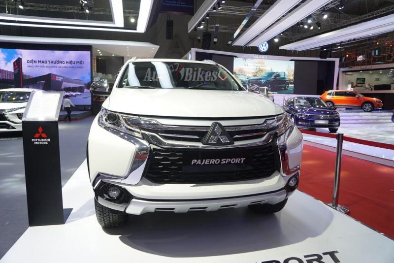 mitsubishi xpander khuay dong vms 2018