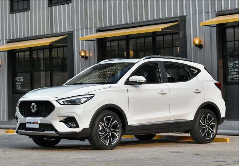 MG ZS 2021 nhập khẩu Thái Lan sắp trình làng, cạnh tranh Kia Seltos