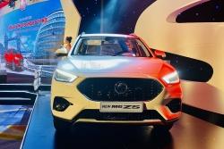 MG ZS 2021 chốt giá từ 569 triệu đồng tại Việt Nam, đấu Kia Seltos