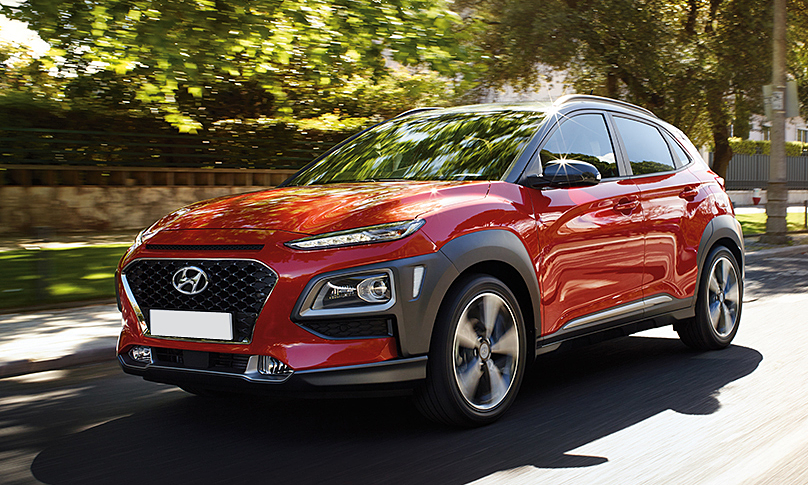 Hyundai Kona có thể vượt qua được Seltos trong năm 2021?