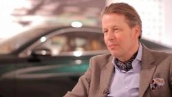 Giám đốc thiết kế rời Bentley, sang hãng xe Trung Quốc