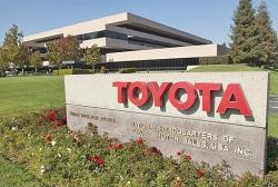 Toyota bị phạt tiền kỷ lục vì gian lận khí thải