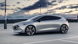 Xe điện Mercedes-Benz EQA ra mắt toàn cầu ngày 20/1