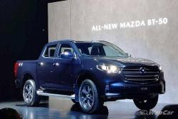 Mazda BT-50 2021 ra mắt tại Thái Lan, sắp đổ bộ về Việt Nam
