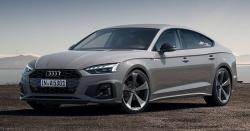 Audi A5 Sportback 2021 có thêm động cơ Hybrid