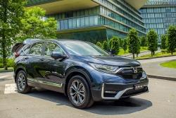 Hết ưu đãi, Honda CR-V tiếp tục giảm gần 100 triệu đồng