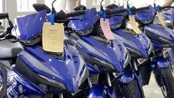 Yamaha Exciter 155 VVA bản giới hạn giá 100 triệu đồng
