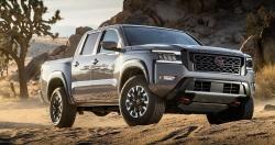 Nissan Frontier 2022 vừa ra mắt có gì đấu Ford Ranger?